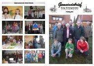 Frühjahr 2011 - Evangelische Kirchengemeinden Schömberg und ...