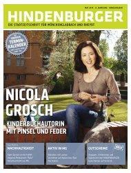 Hindenburger - Ausgabe Mai 2014