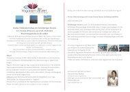 Informationen und Anmeldung zu den Yoga-Workshops - Ostseebad ...