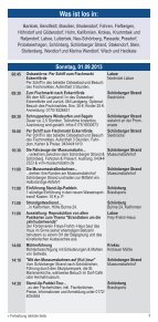 Veranstaltungskalender 01. September bis 31. Dezember als PDF ... - Page 3