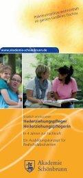 Heilerziehungspfleger Heilerziehungspflegerin - Schoenbrunn.de