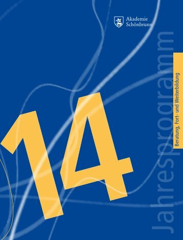 Jahresprogramm 2014 PDF Download - Schoenbrunn.de