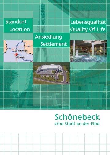 Informationsmaterial als pdf-File herunterladen - Stadt Schönebeck
