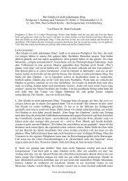Download-Fassung dieser Predigt (PDF, 64 KB)