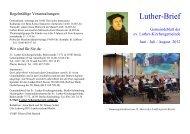 Juni/Juli/August 2012 - Evangelischer Kirchenkreis Berlin-Schöneberg