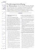 Forderungseintreibung in der Slowakei, in Slowenien ... - Schoenherr - Seite 2