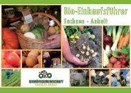 Bio-Einkaufsführer - Fördergemeinschaft Ökologischer Landbau eV