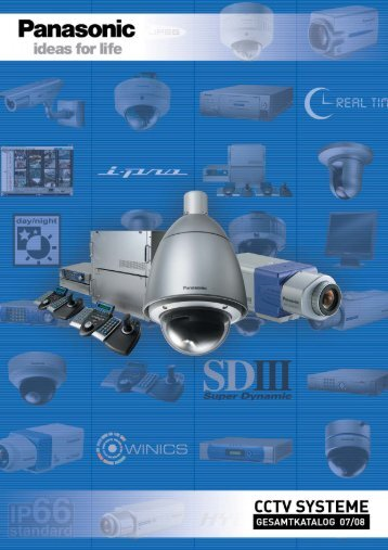 Herkömmliche Verkabelung - DEKOM Video Security & Network ...