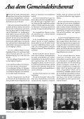 Dezember 2013 / Februar 2014 - Evangelische Kirchengemeinde ... - Page 6