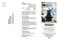 Flyer - Aktuelle Schönstatt-Infos aus der Diözese Rottenburg-Stuttgart