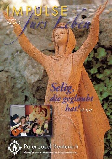 IMPULSE - Schönstatt-Bewegung