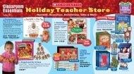 Classroom Essentials - Scholastic Canada