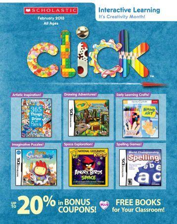 Scholastic book club free book code