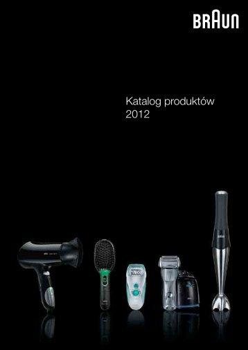 Pobierz katalog produktów - Braun
