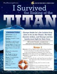 Titanic - Scholastic