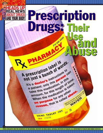 Prescription Drugs - Scholastic