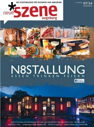 Neue Szene Augsburg 2014-07