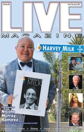 LIVE MAGAZINE VOL 8, Issue 186 June 27 THRU July 11 2014