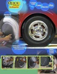StyleLine Set of 2 Clear Lens Fog Light For 2007-10 Toyota Yaris LH /& RH Sedan