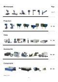Microscopes - marcel aubert sa - Page 2
