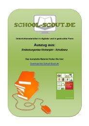Entdeckungsreise Kirchenjahr - Schullizenz - School-Scout