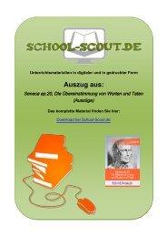 Auszüge - School-Scout
