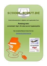 Lernwerkstatt: Vögel - Ein Leben aus der ... - School-Scout