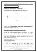 Arbeitsblätter für die Klassen 7 bis 9: Linsen und ... - School-Scout - Page 4