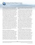 School Climate Research Summary—August 2012 - Page 3