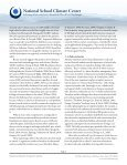 School Climate Research Summary—August 2012 - Page 5