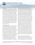 School Climate Research Summary—August 2012 - Page 7
