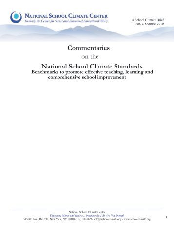 Download PDF - National School Climate Center