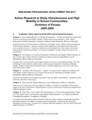 Section 1: Academic Achievement - National Center for School ...