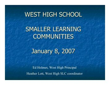 Special Ed. - School Information System