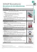 DASGIP Bioreaktoren für die Zellkultur - Seite 2