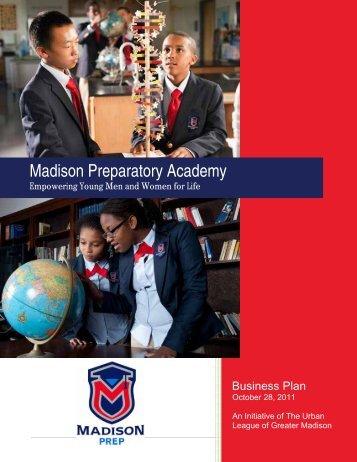 Madison Preparatory Academy - School Information System
