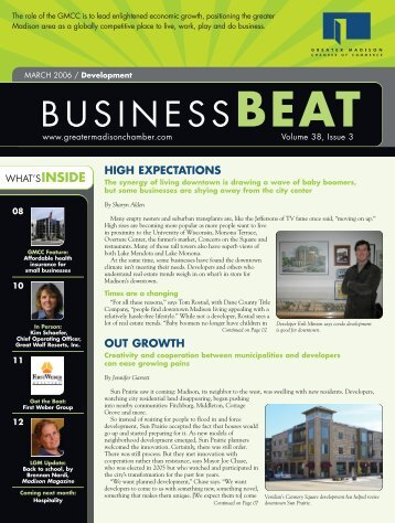 BUSINESSBEAT - School Information System
