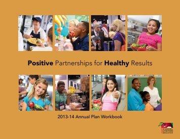 2013-14 Annual Plan - School Nutrition Association