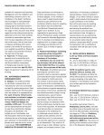 Rules & Regulations - School Nutrition Association - Page 5