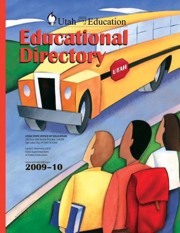 Utah schools directory - USOE - Utah.gov