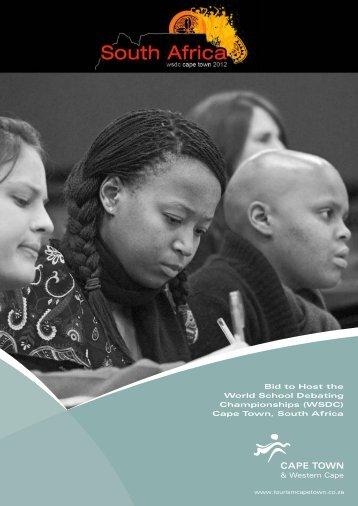 WSDC - World Schools Debating Championships