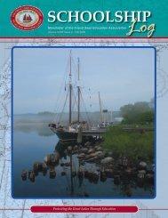 Fall 2008 Schoolship Log [10 MB] - Inland Seas Education Association