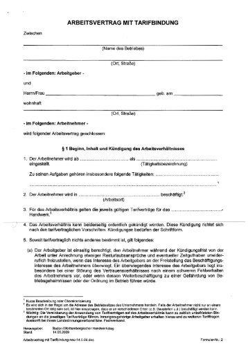 Personaldatenbogen Arbeitsvertrag Lehrauftrag