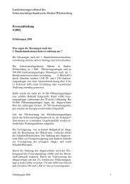 Landesinnungsverband des Schornsteinfegerhandwerks Baden ...