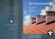 Imagebroschüre des Schornsteinfegerhandwerks - Bundesverband ...