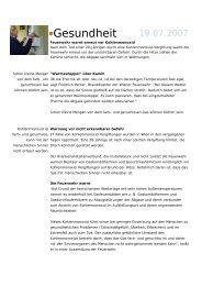 Kohlenmonoxidvergiftung einer 20 jährigen in Österreich
