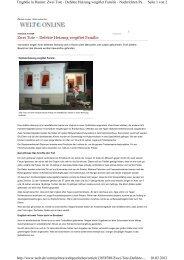Zwei Tote – Defekte Heizung vergiftet Familie - Schornsteinfeger ...