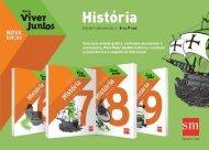 Conheça a coleção VJ História - Edições SM