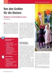 Sample Musik in der Grundschule 2013/02 - Schott Music