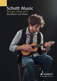 Schott Vorschau H13_2.K.indd - Schott Music